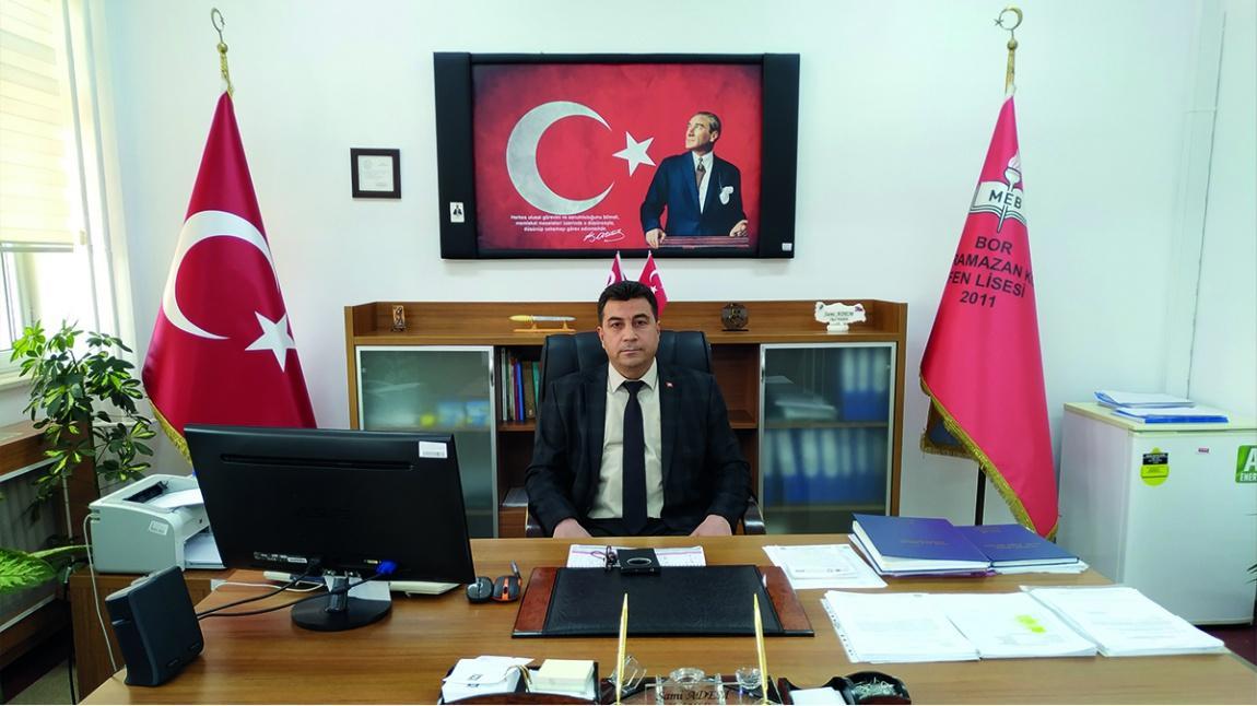 Sami ADEM - Okul Müdürü